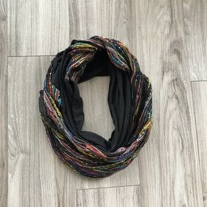 Multicolor fashion scarf